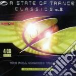A STATE TRANCE CLASSICS VOL.2  (BOX 4 CD) cd musicale di ARTISTI VARI