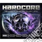 Hardcore t.u.c. 2012 vol.1 cd musicale di Artisti Vari