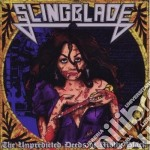 Slingblade - The Unpredicted Deeds Of Molly Black cd musicale di Slingblade