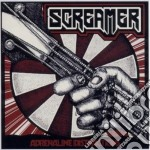 Screamer - Adrenaline Distractions cd musicale di Screamer