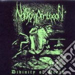 Divinity of death cd musicale di Nekromantheon