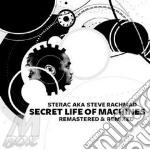 Sterac-secret life of machines cd cd musicale di Sterac