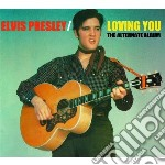 Loving you (the alternate album) cd musicale di Elvis Presley