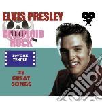Elvis Presley - Celluloid Rock : Love Me Tender cd musicale di Elvis Presley