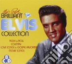 Brilliant elvis : the collection - ltd e cd musicale di Elvis Presley