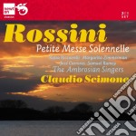 Rossini - Petite Messe Solennelle, Pregh cd musicale di G. Rossini