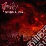 Thanatos - Justified Genocide cd musicale di Thanatos