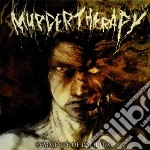 Murder Therapy - Symmetry Of Delirium cd musicale di Therapy Murder