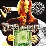 De-grunged cd musicale di Foresight Disturbing