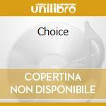 Choice cd musicale