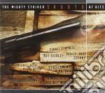 THE MIGHTY STRIKER SHOOTS AT HITS cd musicale di ARTISTI VARI