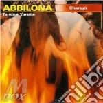 Tambor yoruba chango cd musicale di Abbilona