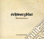 Maschinenwesen cd musicale di Schwarzblut