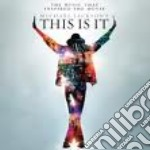 THIS IS IT (2 CD) cd musicale di MICHAEL JACKSON