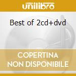 Best of 2cd+dvd cd musicale di Coverage Groove