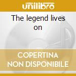 The legend lives on cd musicale di The Sweet