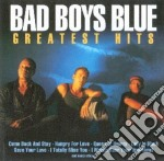 Greatest hits cd musicale di Bad boys blue