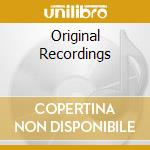 ORIGINAL RECORDINGS cd musicale di FRANKLIN ARETHA