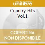 Country hits cd musicale