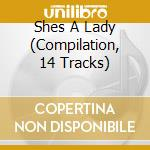 She's a lady cd musicale