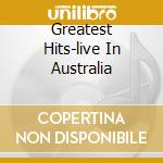 GREATEST HITS-LIVE IN AUSTRALIA cd musicale di ELECTRIC LIGHT ORCHESTRA
