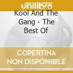 THE BEST OF cd musicale di KOOL & THE GANG