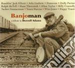 A TRIBUTE TO D. ADAMS cd musicale di BANJOMAN