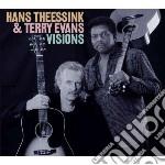 (LP VINILE) VISIONS - LP 180 GR. lp vinile di THEESSINK JORMA & EV