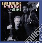 VISIONS cd musicale di THEESSINK HANS