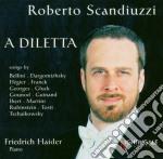 A Diletta cd musicale di Miscellanee