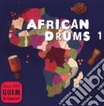 AFRICAN DRUMS (CD+ DVD) cd musicale di ARTISTI VARI
