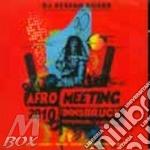 Dj Egger, Stefan - Afro Meeting Nr.23-2010 cd musicale di DJ EGGER STEFAN