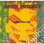 AFRO PROJECT VOL.1 cd musicale di DJ YANO