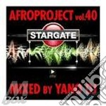Afroproject vol.40 cd musicale di Dj Yano
