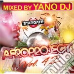 Afroproject 42 cd musicale di Dj Yano