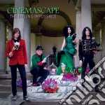 Cinemascape - The Falling Impossible cd musicale di Cinemascape