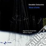 Coluccino Osvaldo - Voce D'oro cd musicale di Osvaldo Coluccino