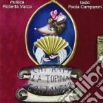 Chi Rapì La Topina Costanza? cd musicale di Roberta Vacca