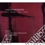 Sirenes cd musicale di Luca Francesconi