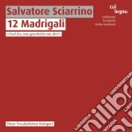 12 madrigali cd musicale di Salvatore Sciarrino