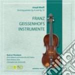 Woelfl Joseph - Quartetti Per Archi cd musicale di Joseph Woelfl