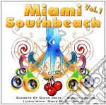 Miami Soutbeach Vol. 1 cd musicale di Artisti Vari