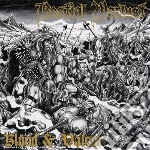 Bestial Warlust - Blood + V cd musicale
