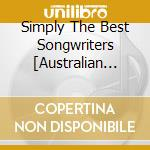 Simply best song writers cd musicale