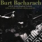 Live at sidney cd musicale di Burt Bacharach