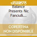 Balance 021 - nic fanciulli cd musicale di Artisti Vari