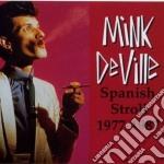 SPANISH STROLL 1977-1987 cd musicale di DEVILLE MINK