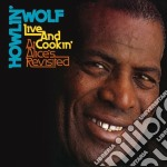 Howlin' Wolf - Live And Cookin' At Alice cd musicale di HOWLIN' WOLF