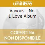 The no.1 love album cd musicale