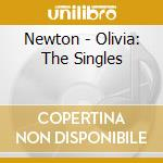 Singles collection 71/92 cd musicale di Newton john olivia